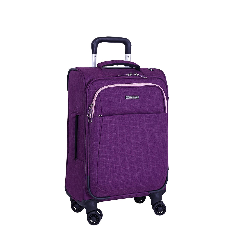 f59d0eaf7ea6 Тканевые чемоданы на 4 колесах